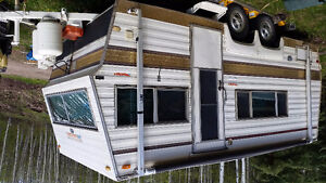 20ft Holidaire Trailer