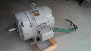 150 hp 575 motor, woods coupling and contactor