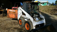 bobcat forsale or trade