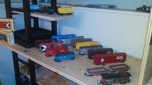HO Scale train cars and stuff for sale or trade