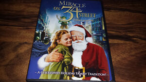Miracle on 34th street 2 dvd special edition.