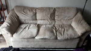 Have to get old couch out