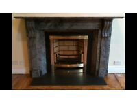 Regency Antique Marble fireplace