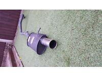 Mk4 golf petrol backbox