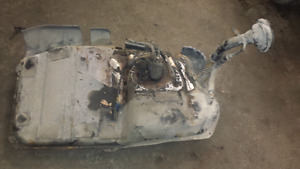 Gas tank,sending unit and pump for  Nissan 240sx hatch back