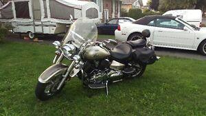 Yamaha v-star 1100cc 2002