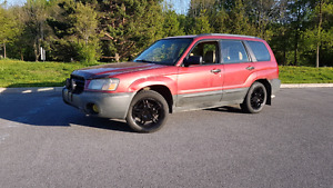 2003 forester x