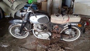 Great Project! Honda CA77 Dream 305! Make me an offer!