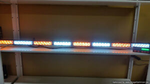 LED warning emergency strobe light for tow truck, construction Cornwall Ontario image 8