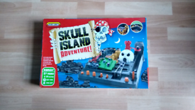 Skull Island Obstacle Course