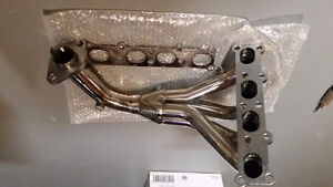 Stainless Steel Header for 2.0 FZ-DE engine, probe, 626, proteg Moose Jaw Regina Area image 1
