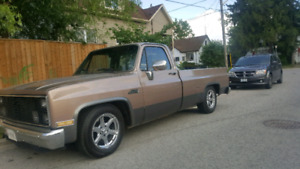 1985 gmc high sierrra