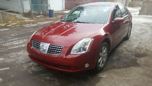 2006 Nissan Maxima 3.5 SE Sedan**NO ACCIDENTS**ACTIVE**