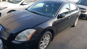 Nissan maxima 2004 SE - Repair needed (or for part)