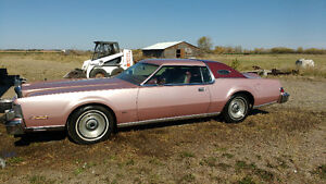 1976 Lincoln Continental Mark 4 Coupe (2 door)