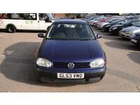 2003 Volkswagen Golf 1.4 Final Edition 5dr