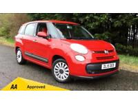 2015 Fiat 500L 1.3 Multijet 85 Pop Star 5dr ( Automatic Diesel Estate
