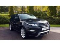2014 Land Rover Range Rover Evoque 2.2 SD4 Dynamic 5dr (9) + Fixe Automatic Dies