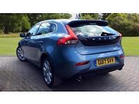 2017 Volvo V40 T3 150hp Petrol Inscription Au Automatic Petrol Hatchback