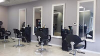 Hair Stylist/Barber chair rental and Nail tech/esthetician