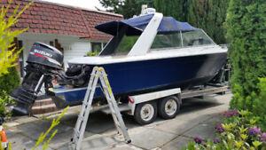 Grew Boat -  27 FT