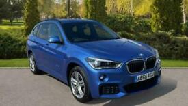 image for BMW X1 xDrive 20i M Sport 5dr Step Auto 4x4 Petrol Automatic