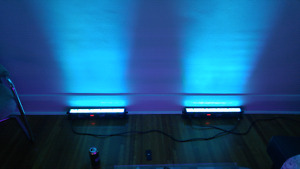 American Dj Supply Mega Bar 50RGB Rc Led Wash Light