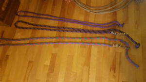 Horse Lead Ropes! Great price!