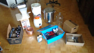 Brewing Equipment, for home brewing