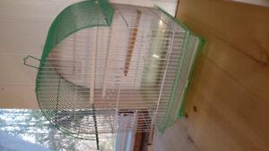 Cage d'oiseaux neuve