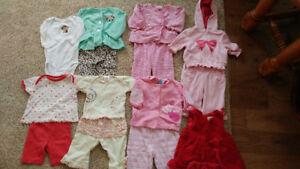 6 Month Baby Girl Clothing