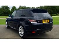 2016 Land Rover Range Rover Sport 3.0 SDV6 (306) Autobiography D Automatic Diese
