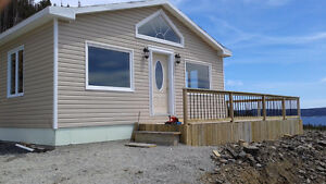 New cottage/home for sale on Bell Island St. John's Newfoundland image 1