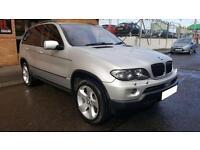 2006 06 BMW X5 3.0 D SPORT 5D AUTO 215 BHP DIESEL