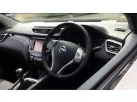 2018 Nissan Qashqai 1.5 dCi Tekna 5dr Manual Diesel Hatchback