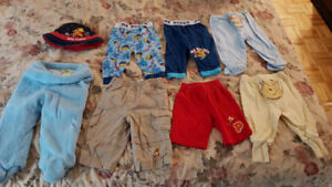 Baby Boy Clothes - Sizes Newborn to 4 Years Old - Vetements Bebe