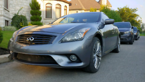 CLEAN G37XS COUPE WARRANTY NEGO
