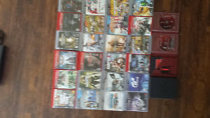 *PS3 500 GB WITH TONS OF GAMES 350 OBO*