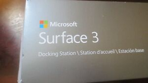 New in box Microsoft Surface 3 Docking Station Tablet Dock