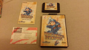 Rocket Knight Adventures (complete in box) for sale