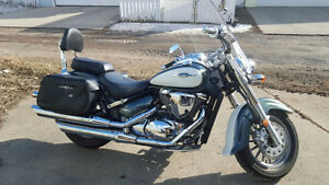 Suzuki Boulevard C50SE - IMMACULATE CONDITION LOW KM