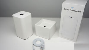 2TB Apple Time Capsule with all packaging