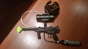 Paintball gun great condition