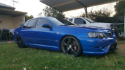 2006 ford fpv bf f6 typhoon Collie Collie Area Preview