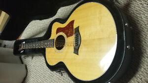 Taylor 355ce 12 String Jumbo Cutaway Acoustic-Electric
