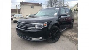 2017 Ford Flex Limited AWD  - Leather Seats -  Heated Seats