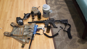 paint ball makers and stuff forsale cheap