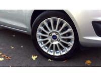 2014 Ford Fiesta 1.0 Titanium 5dr Manual Petrol Hatchback