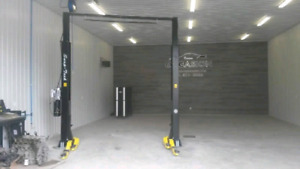 9000lbs 220v Lift Pont elevateur Machine a pneus Compresseur Hoi