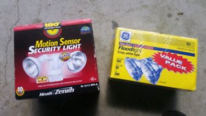 Light fixture and bulbs